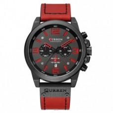 Кварцевые часы Curren 8314 Черный