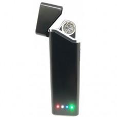 USB зажигалка z023 Черный