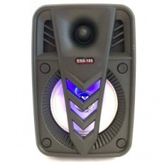 Портативна Bluetooth колонка ESS-105 Чорний