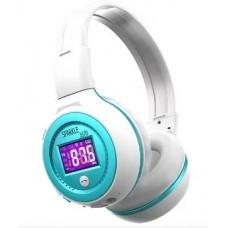 Bluetooth навушники Zealot B570 Білий+Синій