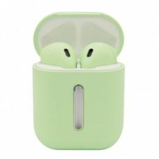Беспроводные Bluetooth наушники LF Q8L TWS Зеленый