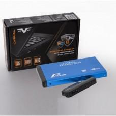 Зовнішня кишеня Frime Sata HDD\SSD 2.5, USB 3.0 metall Синій