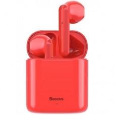 Bluetooth Наушники Baseus W09 Красный