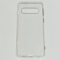 Бампер на Samsung S10 Прозрачный