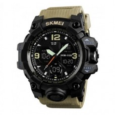 Спортивний годинник Skmei 1155B Хаки