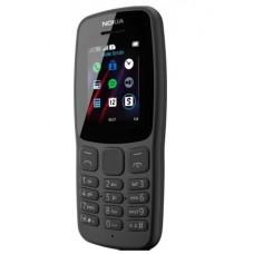 Телефон Nokia 106 Dual Sim (TA-1114) Black
