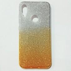 Бампер для Xiaomi Redmi Note 7 Желтый
