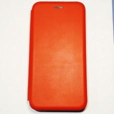 Чехол-книжка для Huawei P-Smart Plus/Nova 3i Fashion Красный