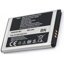 Аккумулятор Samsung Original S3650 (AB463651BU)