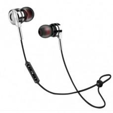 Наушники Bluetooth вакуумные BM5 Серебристый