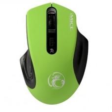 Бездротова комп'ютерна мишка iMice E-1800 2000 DPI Зелений