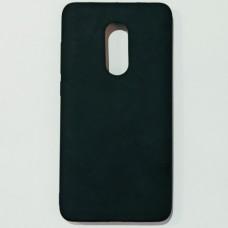 Бампер для Xiaomi Redmi Note 4 X Черный