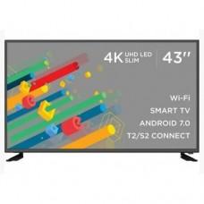 Телевизор Ergo LE43CU6550AK Черный