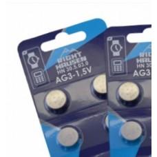 Батарейка щелочная Right Hausen AG3