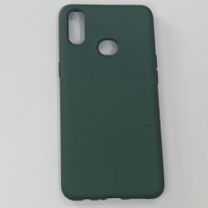 Бампер для Samsung A10S/A107 Зелений