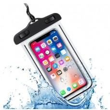 IP68 универсальный водонепроницаемый чехол для смартфона Черный