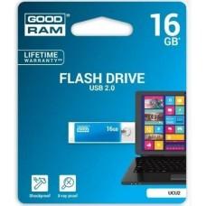 USB Flash накопитель GoodRam UCU2 16 GB Синий