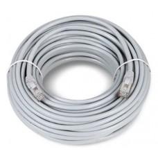 LAN интернет кабель CAT6 длинной 10 метров Белый