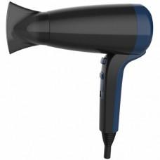 Фен для волосся Grunhelm GHD-580 Чорний+Синій