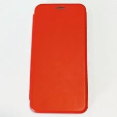 Чехол книжка Fashion для Xiaomi Redmi 9C Красный