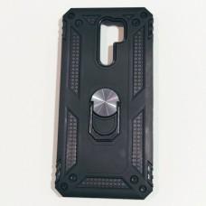 Ударостійкий бампер Antishock для Xiaomi Redmi 9 Чорний