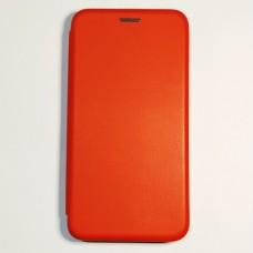 Чехол-книжка для Huawei Y5 2017 Fashion Красный