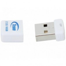 USB Flash накопитель Team C12G 16GB Белый