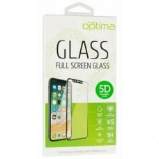 Защитное стекло для Xiaomi Redmi 8/8A 5D Черный