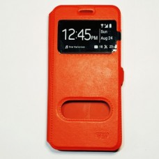 Чехол-книжка для Huawei P-Smart Красный