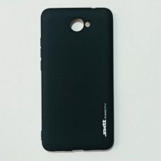 Бампер для Huawei Y7 2017 Smit Черный