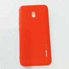Бампер для Xiaomi Redmi 8A Smit Красный