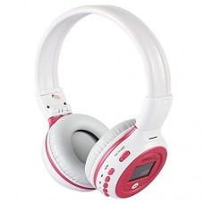 Bluetooth наушники Zealot B570 Белый+Розовый