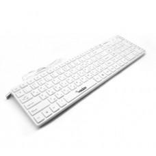 Клавиатура Merlion KB- White Star Q20 Белый