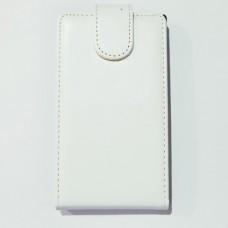Чехол-книжка для Nokia X2 Dual SIM Белый