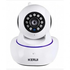 IP відеокамера Kerui Z06 1080P 1MPIX Білий
