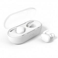 Bluetooth TWS навушники Yookie YKS1 Білий
