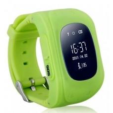 Smart Baby Watch Q50 с GPS Зеленый