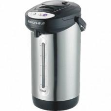 Термопот Grunhelm 3.5 л GTP-352-S Чорний+Сірий