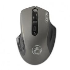 Бездротова комп'ютерна мишка iMice E-1800 2000 DPI Сірий