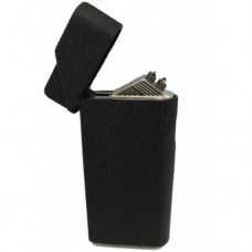 USB зажигалка z031 Черный