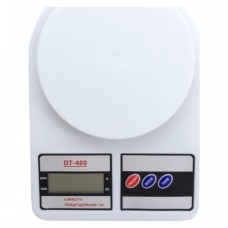 Ваги кухонні DT-400 ДО 7кг Білий