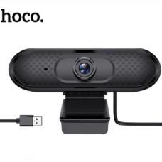 Веб-камера Hoco DI01 Черный
