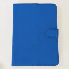 Чехол-книжка для планшета 7 дюймов с карманом Синий