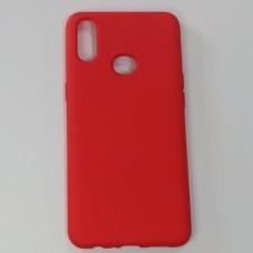 Бампер для Samsung A10S/A107 Червоний