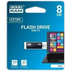 USB Flash накопитель GoodRam UCU2 8 GB Черный