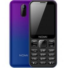 Мобільний телефон Nomi i284 Violet
