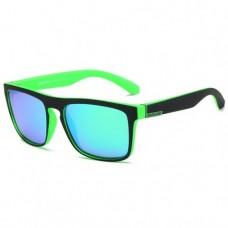 Cолнцезащитные очки Dubery Черный+Зеленый+Зеленый
