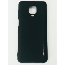 Бампер Smtt для Xiaomi Redmi Note 9s / Note 9 Pro Чорний