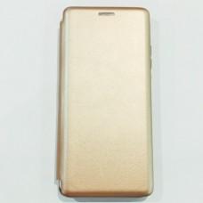 Чехол-книжка Fashion для Xiaomi Redmi Note 8 Pro Золотой
