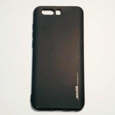 Бампер для Huawei Honor 9 Smit Черный